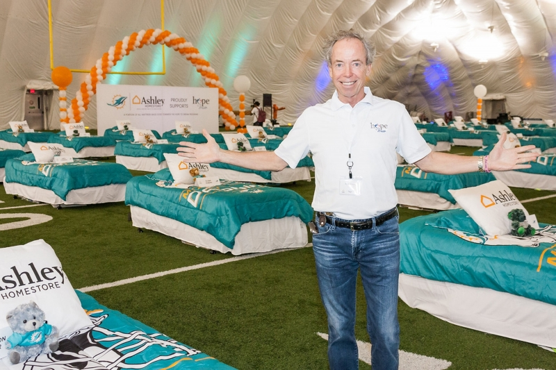 c6bd36c6 The Alliance - Ashley HomeStore Teams with Miami Dolphins For South ...